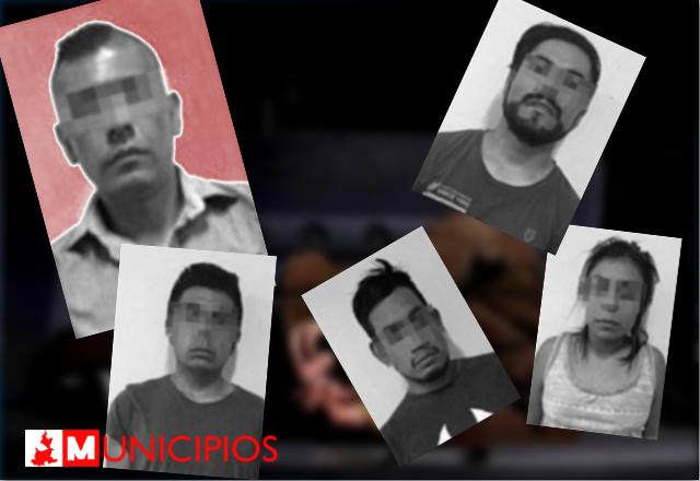 Robo y secuestro, actividades del comandante de Acatzingo