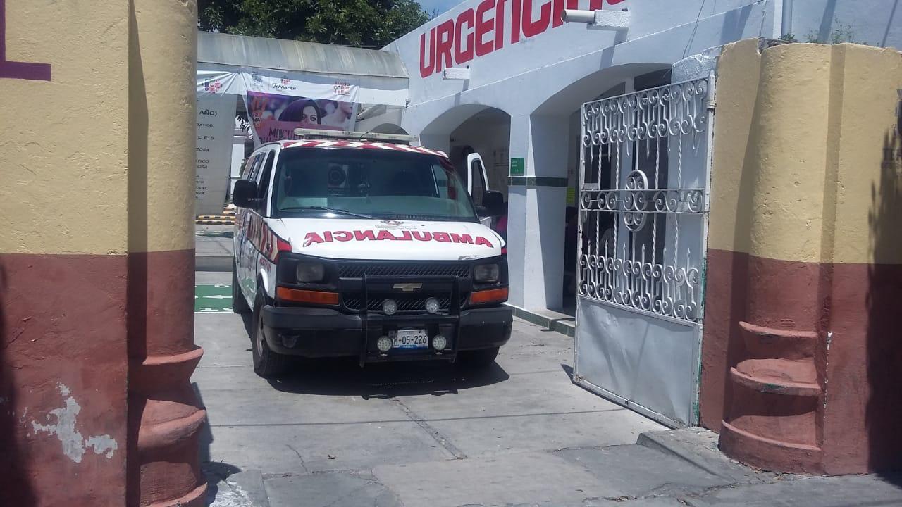 En riesgo de perder el brazo policía municipal agredido en Tehuacán