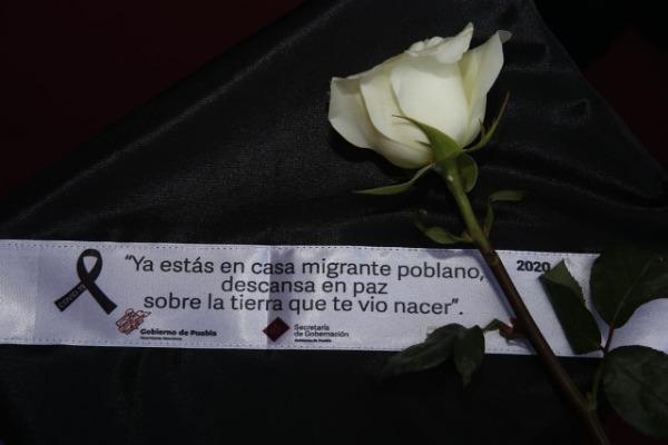 Cierra semana con 591 migrantes poblanos muertos por Covid en EEUU