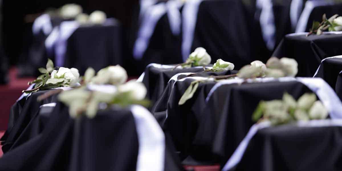 Cenizas de migrantes muertos en EEU llegarán a Puebla