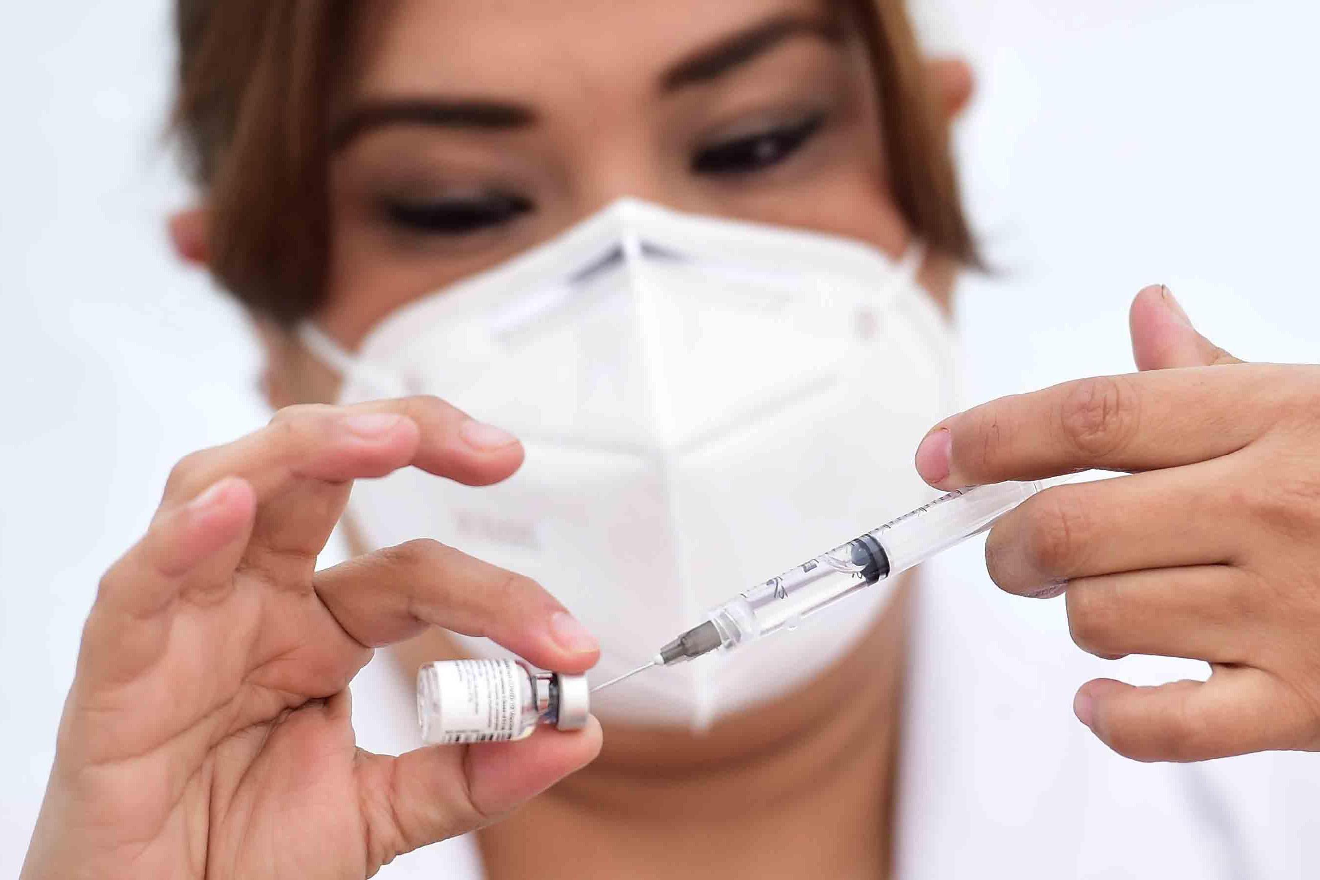 Con más de 52 mil casos, inicia vacunación contra Covid19 en Puebla