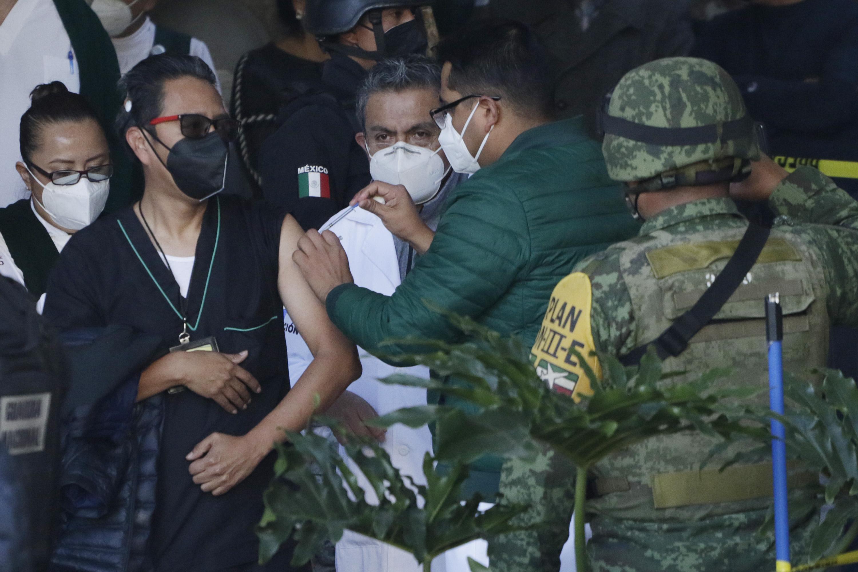 En inicio de vacunación vuelve Puebla a los 500 casos diarios de Covid