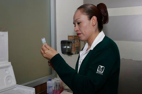 En San Salvador El Verde aplicarán  2 mil dosis contra la influenza