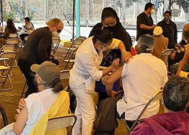 Puebla y Chiapas continúan como las más rezagadas en vacunación covid