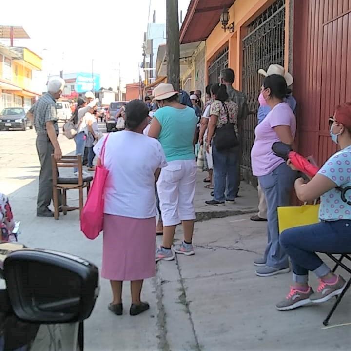 Huauchinango, aún sin fecha para vacuna covid para 50 y más