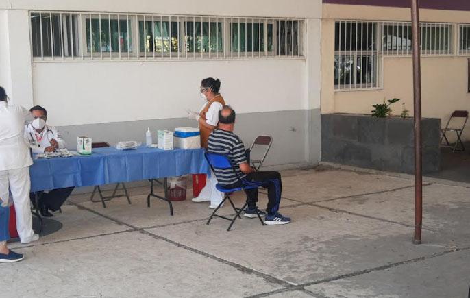 Texmelucan tendrá 11 puntos de vacunación Covid para adultos de 50 y más