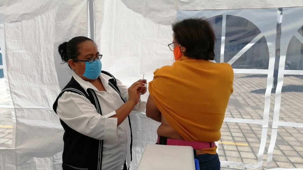 Ya se aplicó a 20 personas vacuna Covid en la Ciudad de México