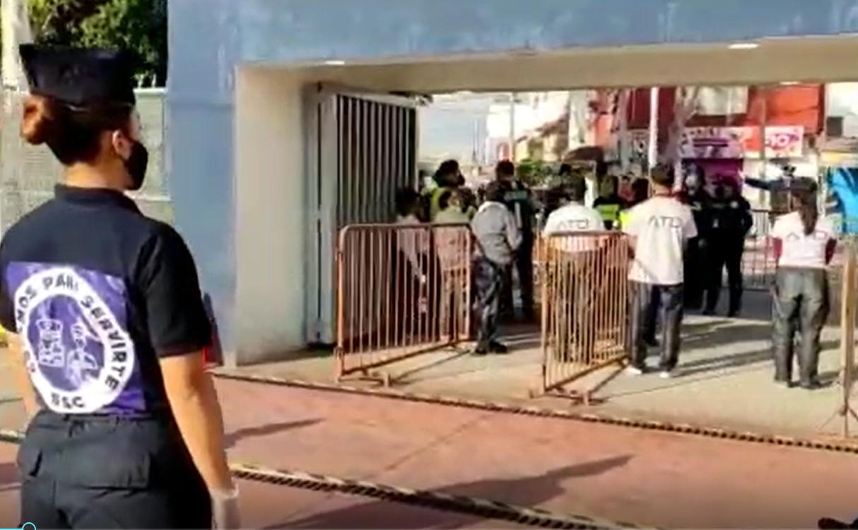 Vacuna Sinovac que se aplicó a abuelitos en Puebla capital, con poca efectividad
