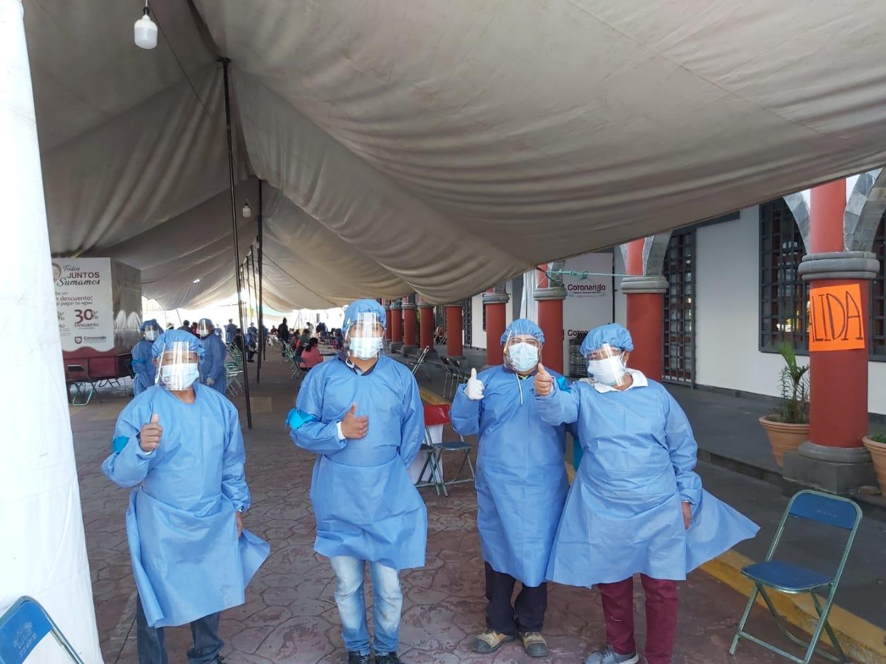 Domingo inicia vacunación de 2a dosis; consulta lugar y hora para la zona conurbada