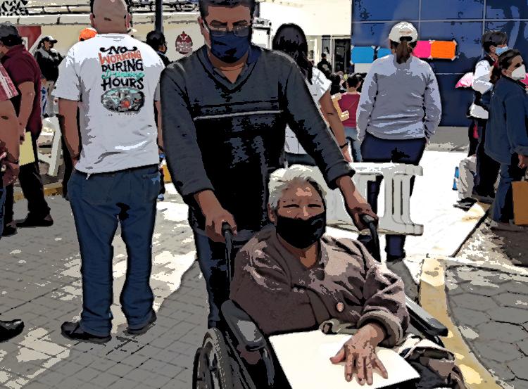Sin incidentes concluye jornada de vacunación en zona conurbada de Puebla