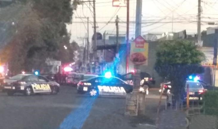 Sujeto discute con su pareja y le dispara en la pierna en Puebla capital