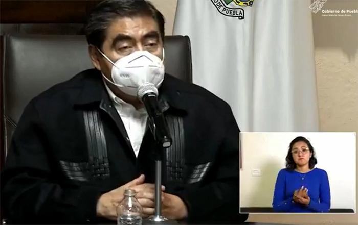 EN VIVO El fin de semana Puebla sumó 344 contagios por covid19