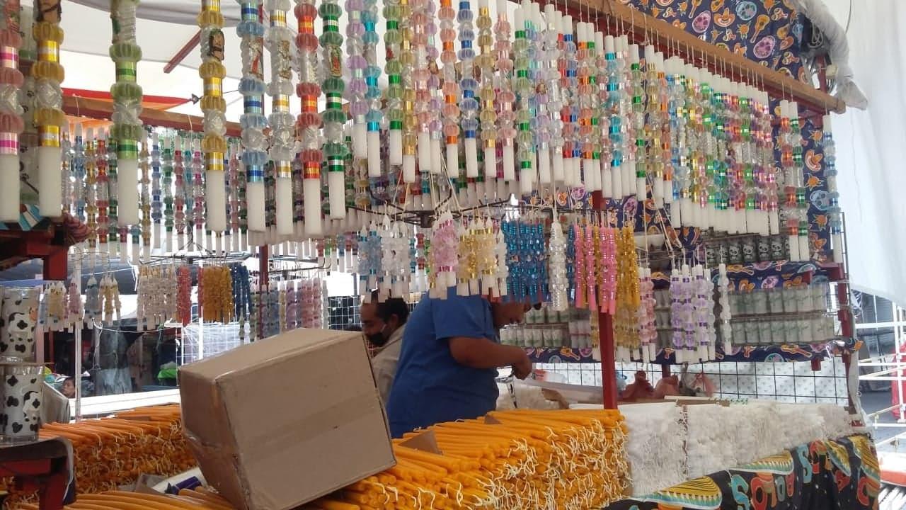 Comerciantes de La Purísima piden instalar plaza de Todos Santos