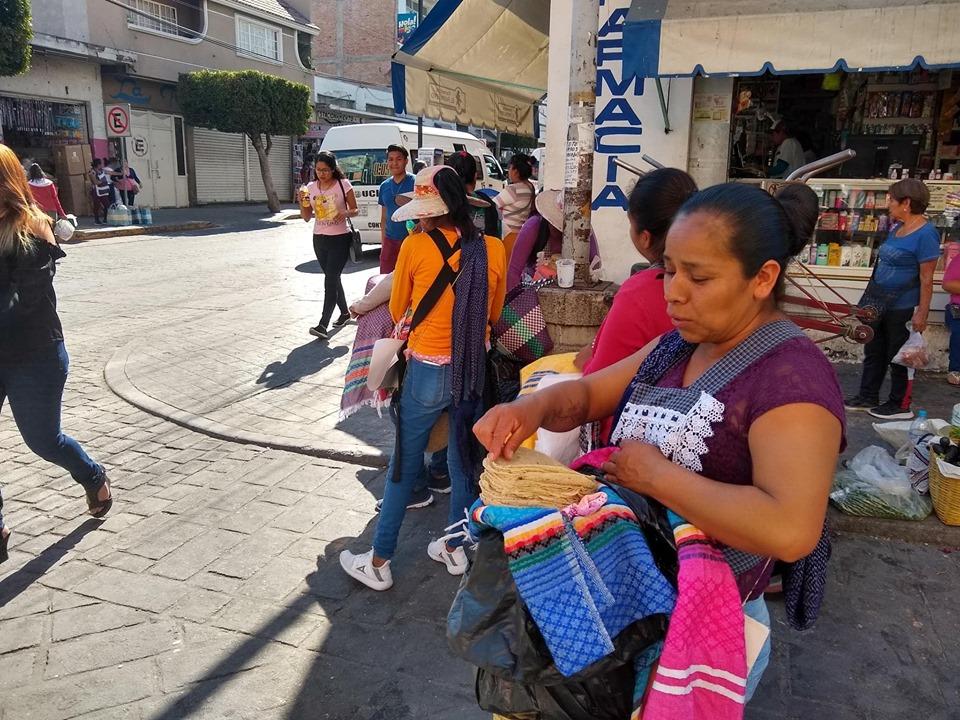 Autoridades de Tehuacán realizarán documental de la mujer coapeña