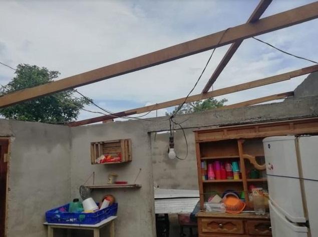 Antorcha denuncia nulo apoyo tras el paso del huracán Grace