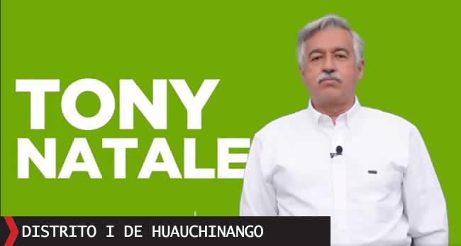 Impugnan candidatura de Natale a diputado federal por Huauchinango