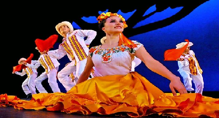El Ballet Folklórico de Amalia Hernández presentará un programa especial