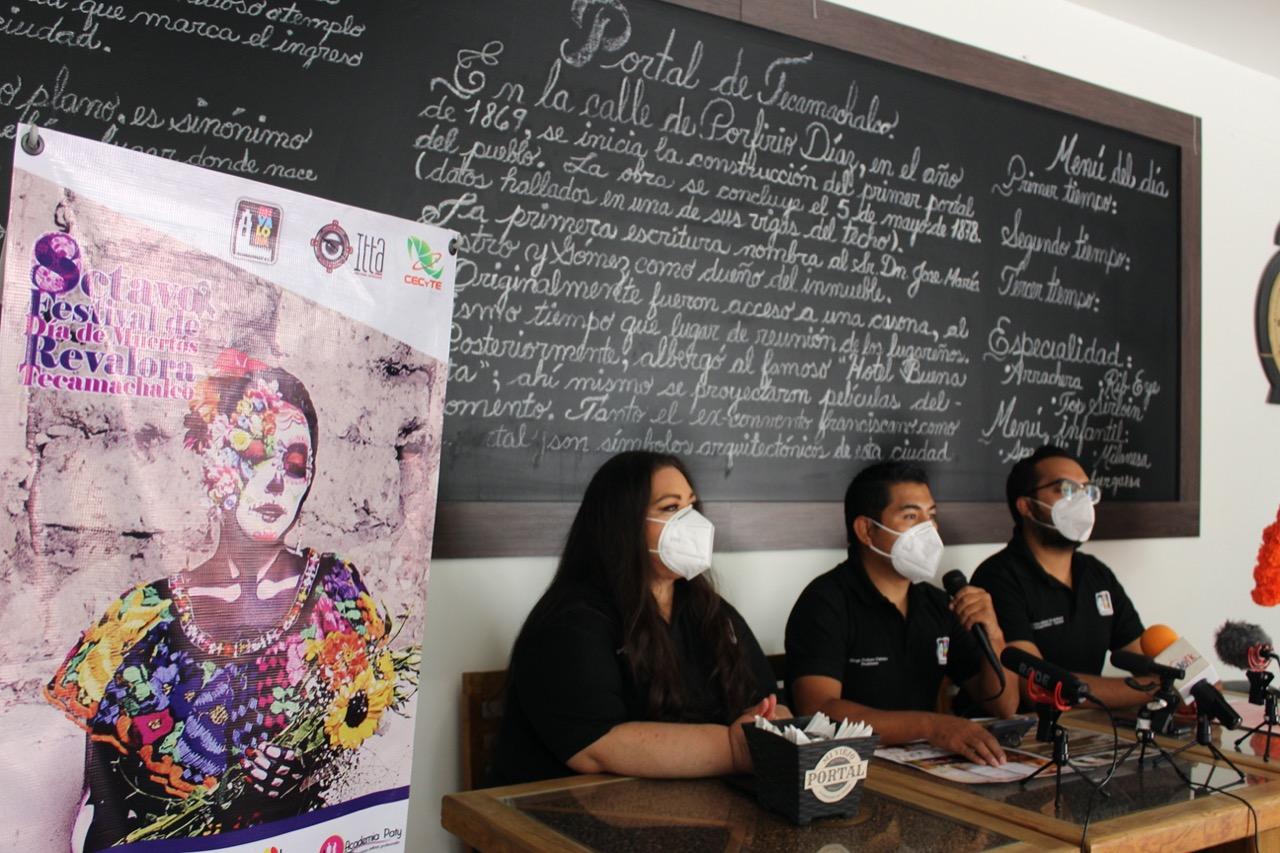 Reconocerán a las víctimas por COVID-19 en Tecamachalco