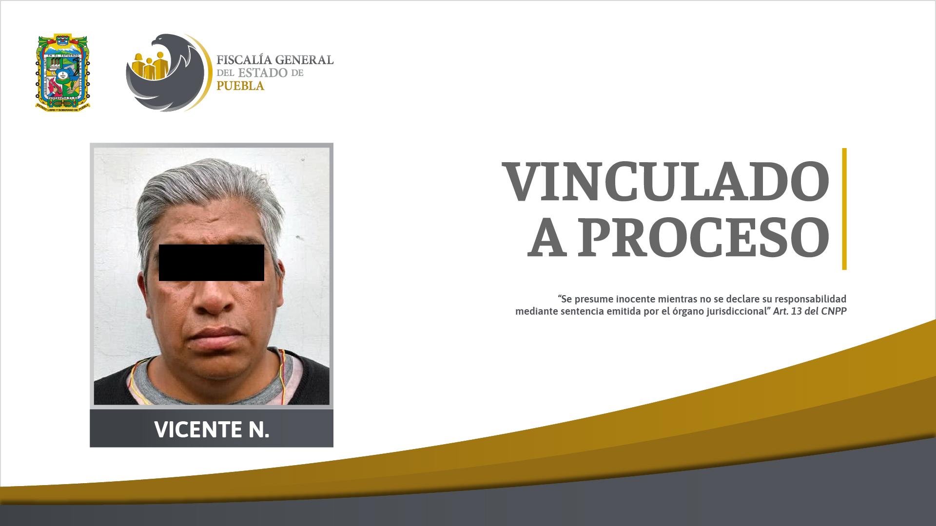 Vicente de 47 años violó a su vecino de 12 en Cholula