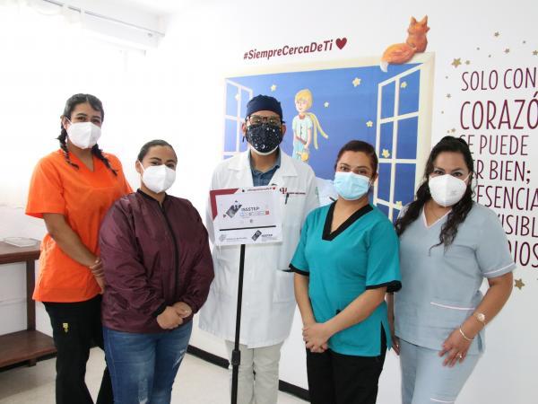 Programa de videollamadas del ISSSTEP beneficia a más de 3 mil personas