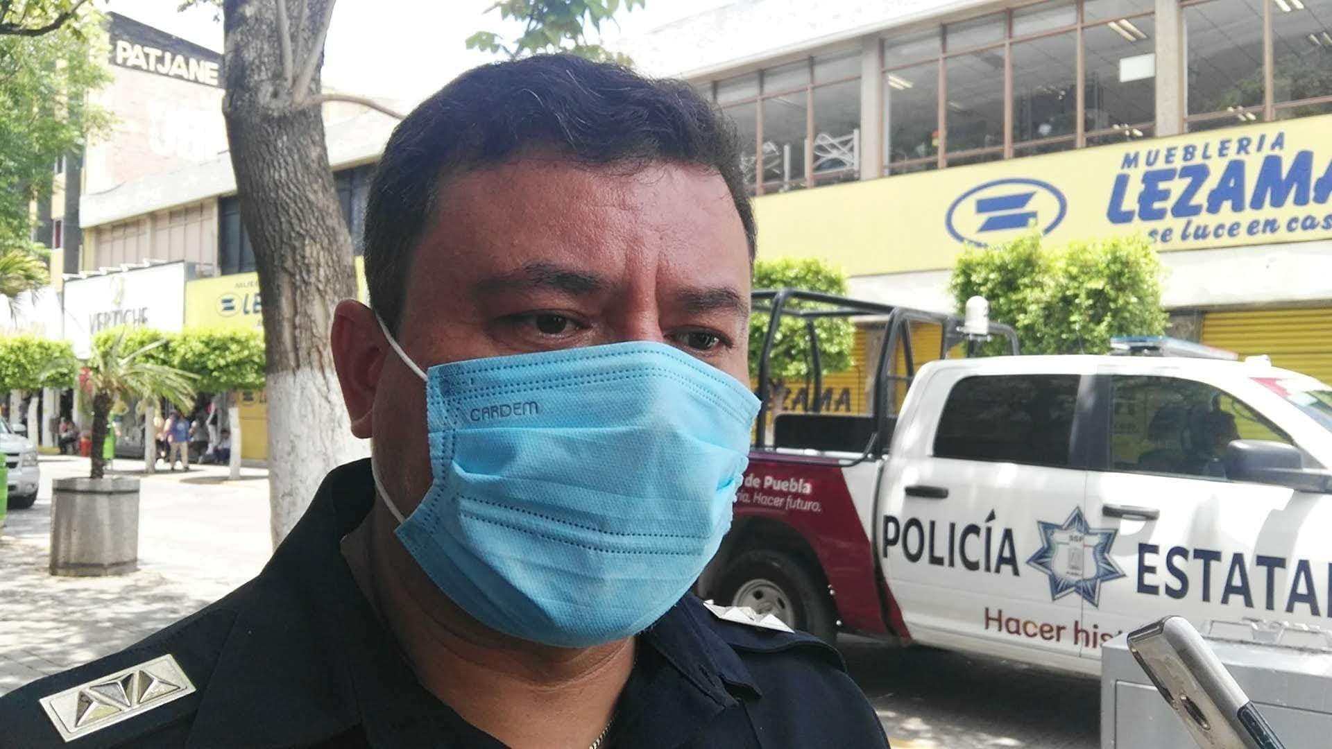 Van por séptimo cambio de titular en Seguridad Pública de Tehuacán
