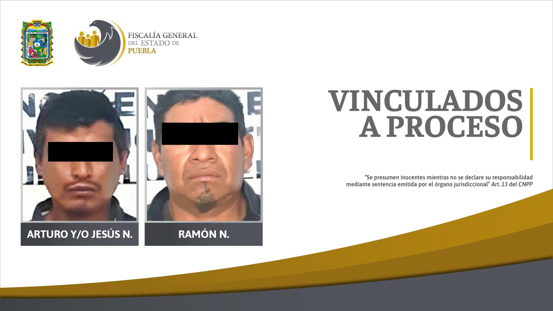 Los detienen con arma, cristal, cocaína y escopeta en El Seco