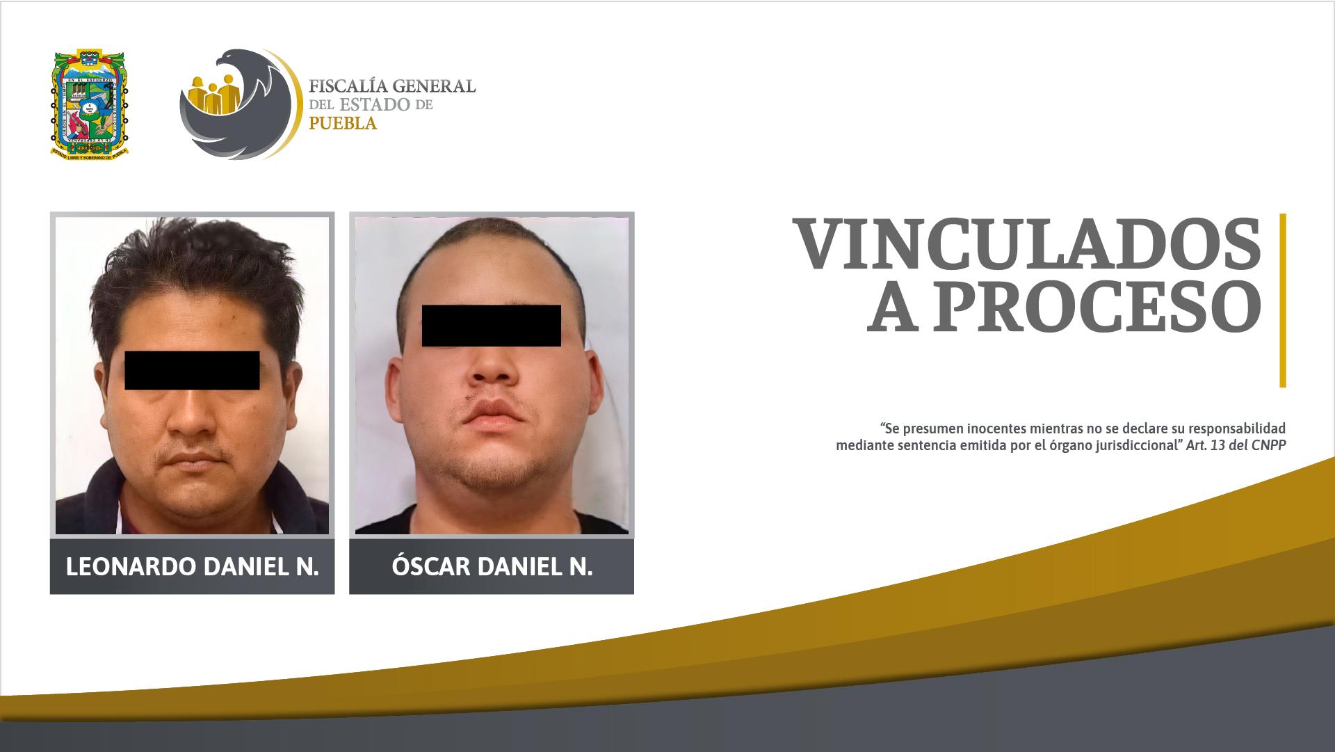 A prisión par de ladrones por robar 300 mil pesos de casa de empeño en Atlixco