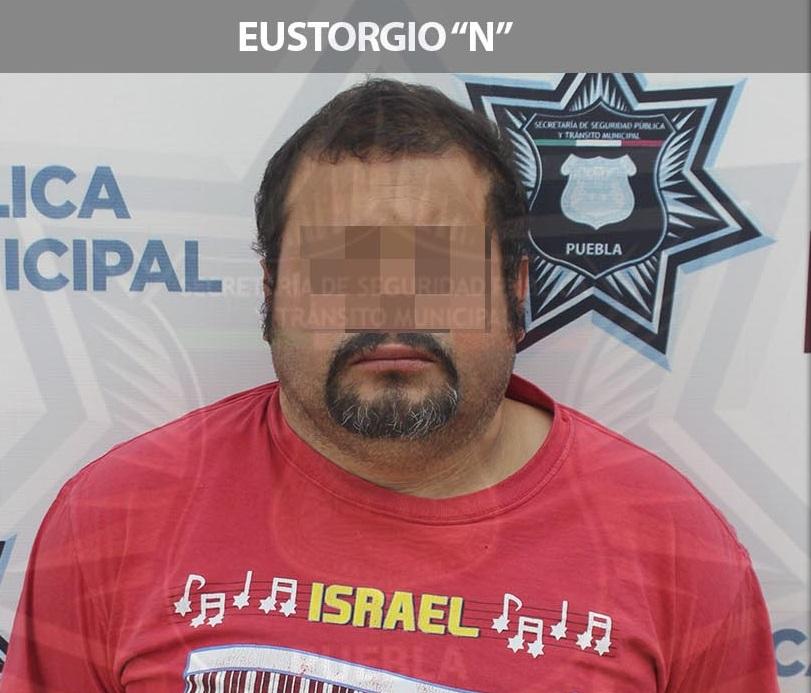 Su pareja delató a Eustorgio por violar a su hija de 11 años