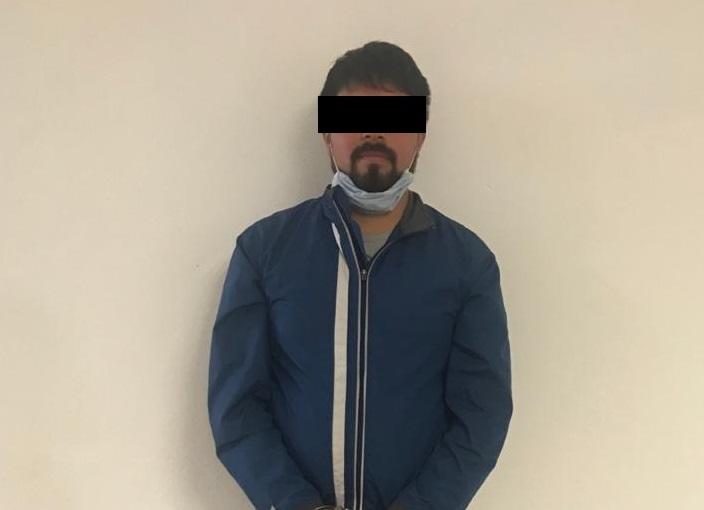 Patricio abusó de su hijastro durante 5 años en Xicotepec