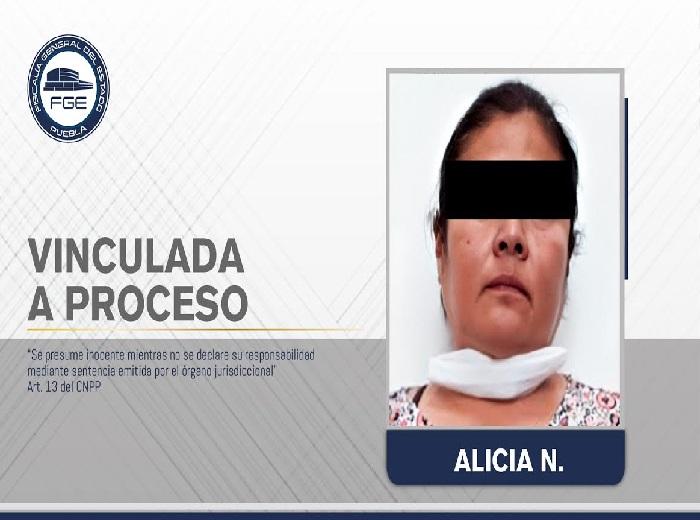 Alicia violó a su sobrino en Bosques de Manzanilla