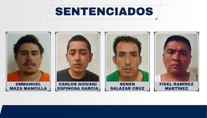 Cae banda que mató a bebé y violó a mamá e hija en la México-Puebla