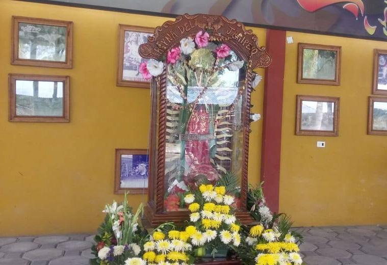 Por Covid-19 Virgen del Jaripeo se queda sin fiesta en Tilapa