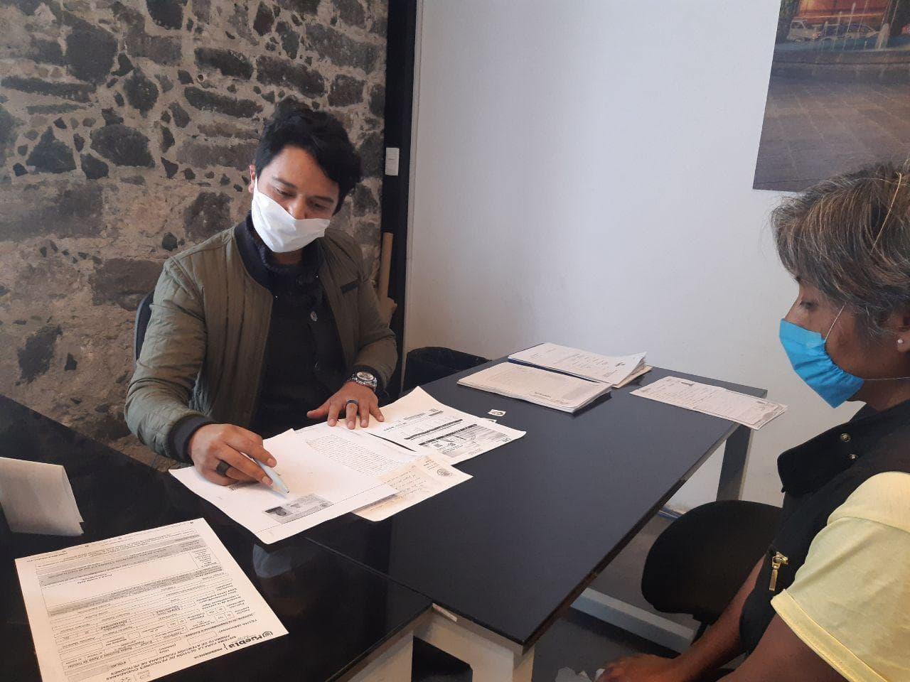 Ofrece Ayuntamiento de Puebla apoyo para obtener visa de EU