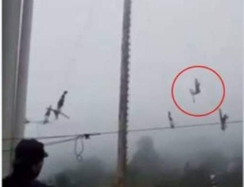 Trasladarán a Puebla a volador de Pahuatlán; su estado de salud es grave