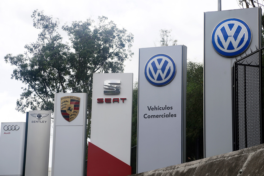 Durante una semana detienen labores Volkswagen y Audi