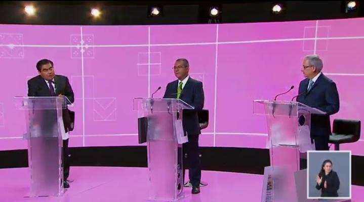 Barbosa y Cárdenas se descalifican, el PRI ofrece seguridad