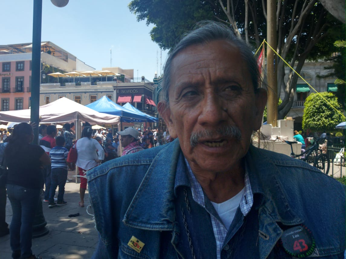 Exigen desde Puebla nombrar a Fiscal en caso Ayotzinapa