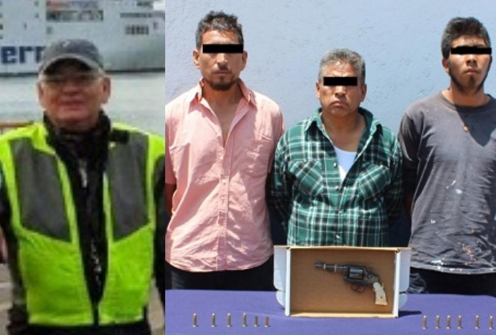 Detienen a tres por el asesinato del empresario Alfredo; iban a secuestrarlo