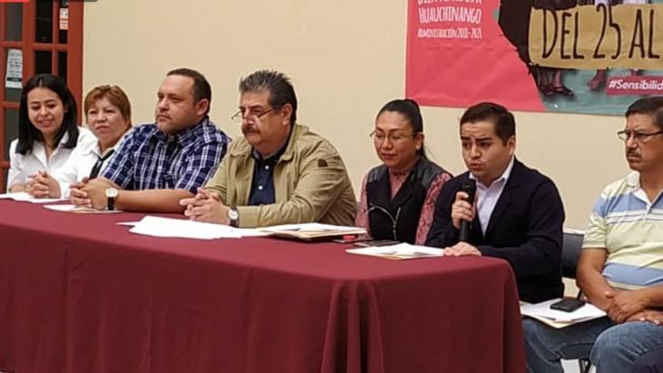Guardia Nacional vigilará Festival de Huauchinango