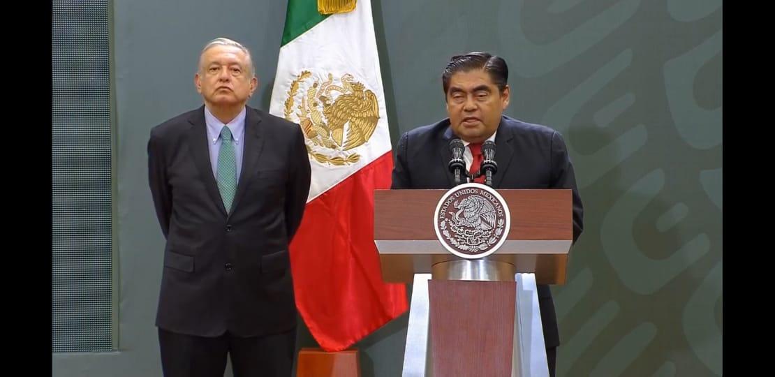 Niega Barbosa presencia de cárteles nacionales en Puebla