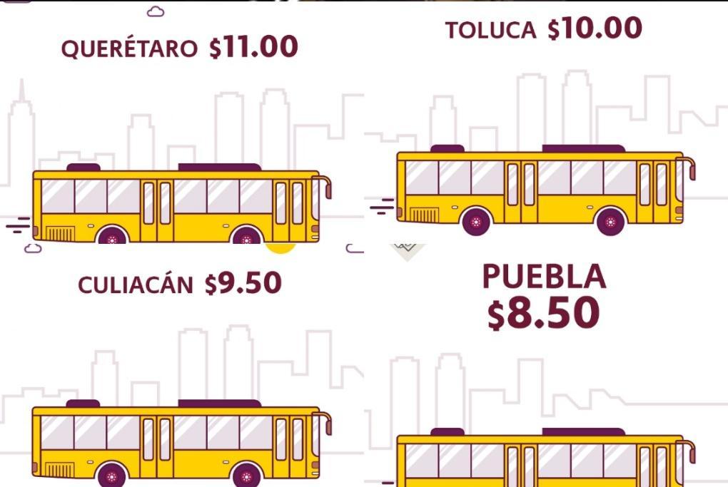 Puebla sigue teniendo el transporte más barato, defiende Gobierno