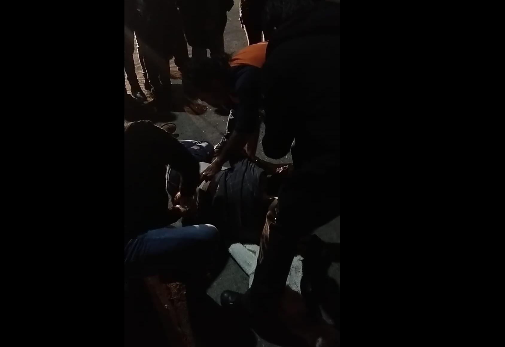 Comerciante es baleado en intento de asalto en Texmelucan