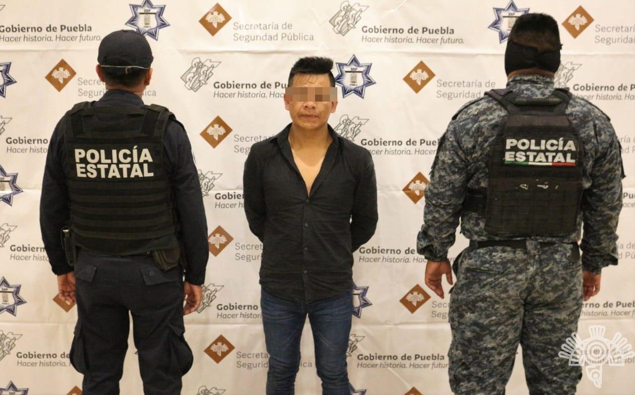Cae presunto distribuidor de droga del Cártel de Los Sinaloa