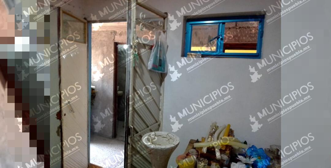 Sin freno la delincuencia en Tecamachalco, ahora saquean capilla