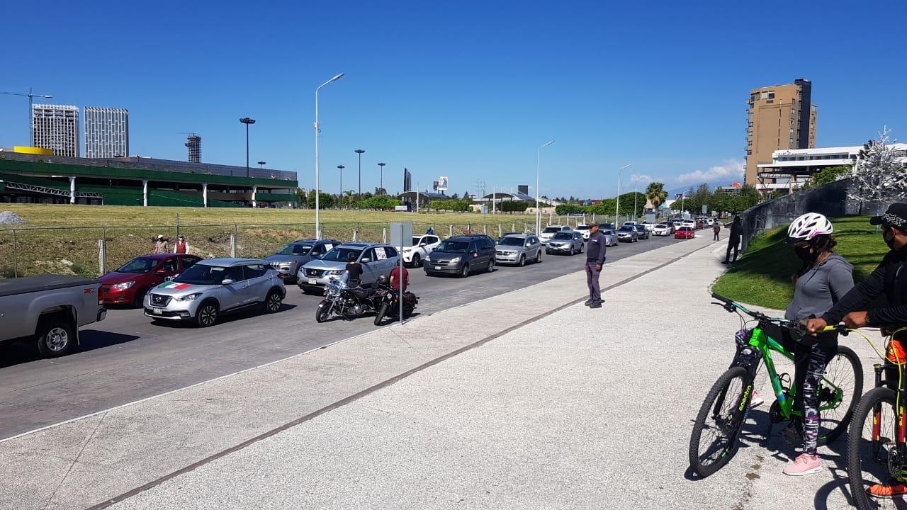 GALERÍA 70 ciudades del país salieron a marchar contra AMLO