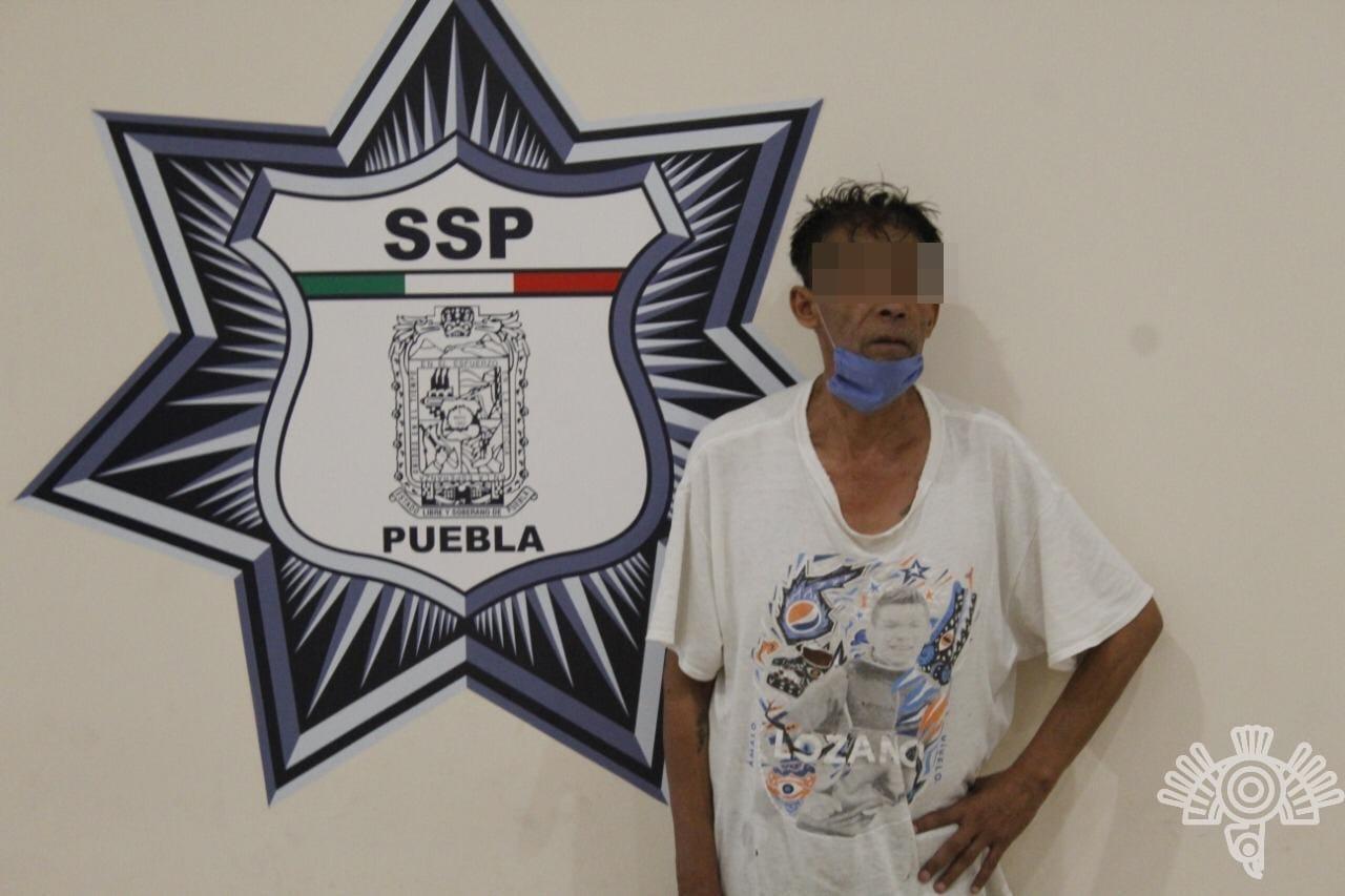 """Detiene a uno de """"Los Jarochos"""", dedicado a robo con violencia en Puebla"""