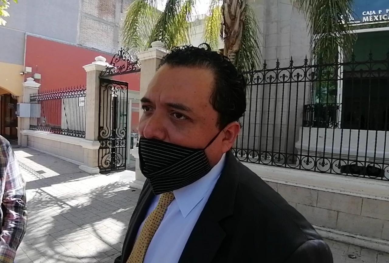 Suplente de Patjane recortará personal innecesario en Tehuacán