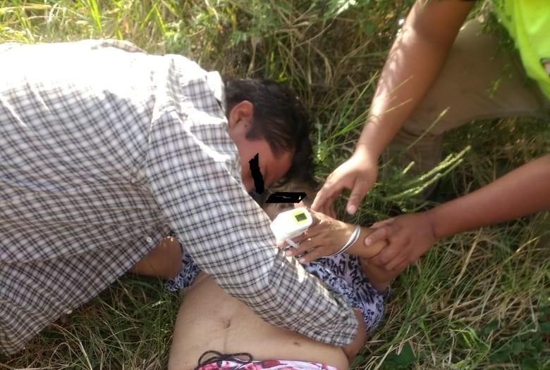Madre muere y su hijo queda grave tras chocar en Venustiano Carranza