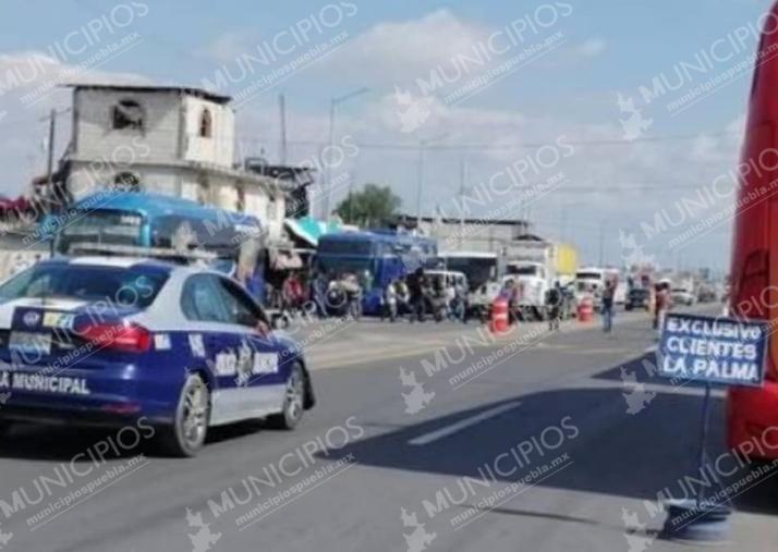 Montan operativo y retenes por explosivos robados en Tepeaca