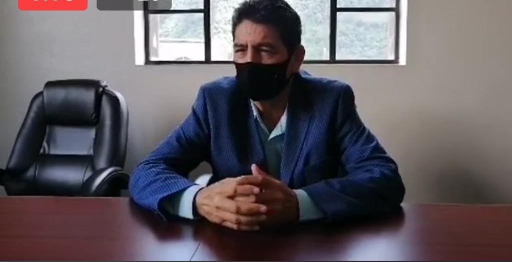 VIDEO Es un infierno, dice edil de Juan Galindo al dar positivo a COVID-19